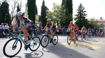 Atraktivna biciklistička utrka Cro Race prošla kroz Kastav