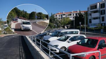 Novo parkiralište u Pavekima, lakše i brže do Žurkova